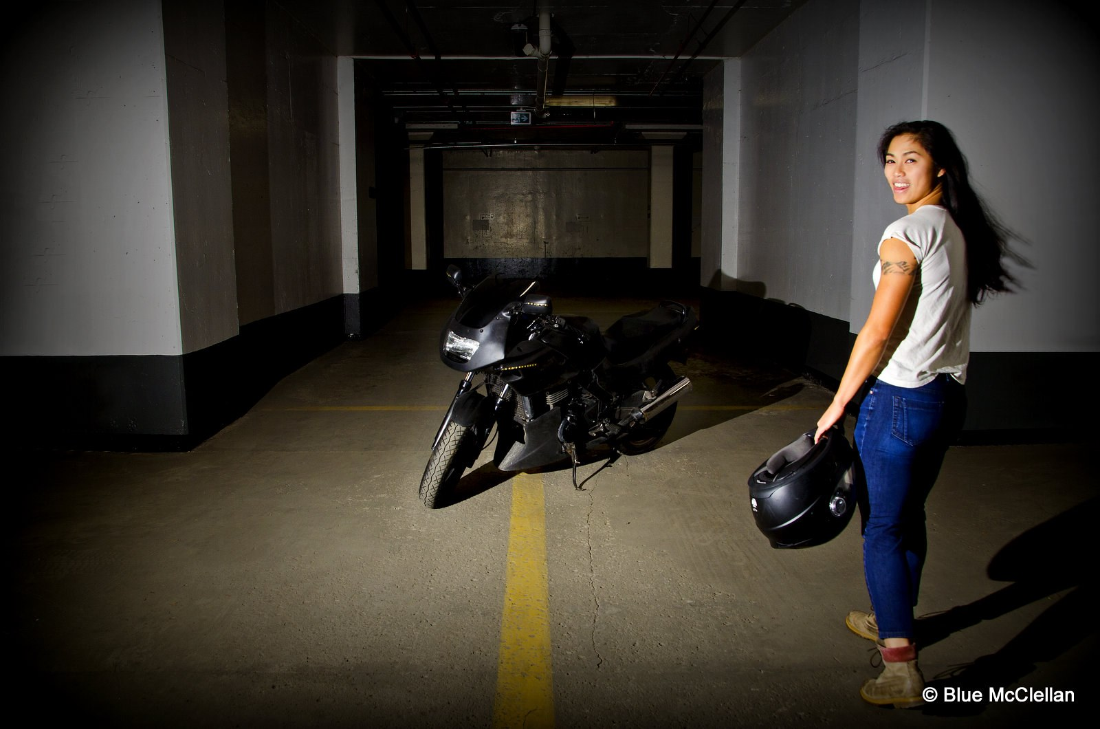 motorcycle and me